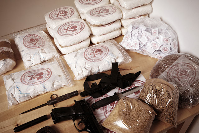 Chicago man faces drug trafficking charges